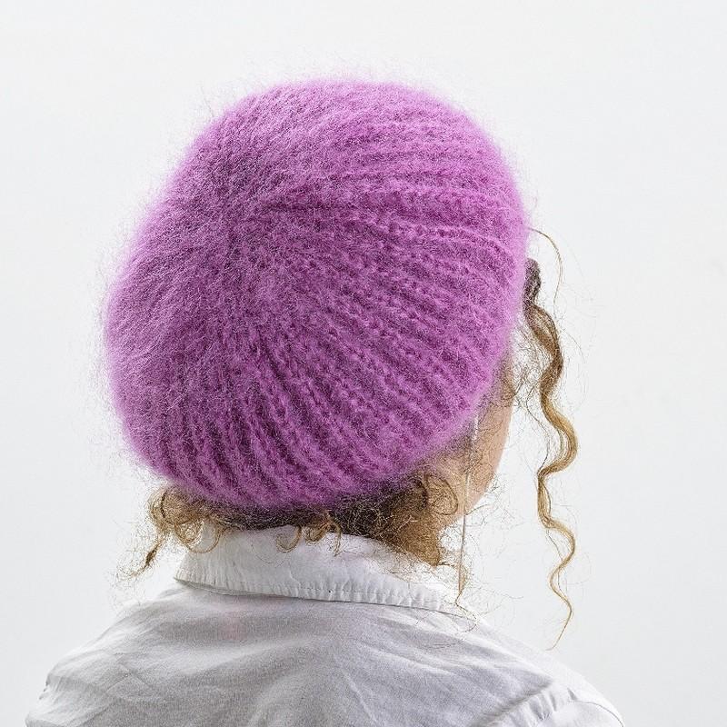 Bonnet côtes perlées ou anglaises